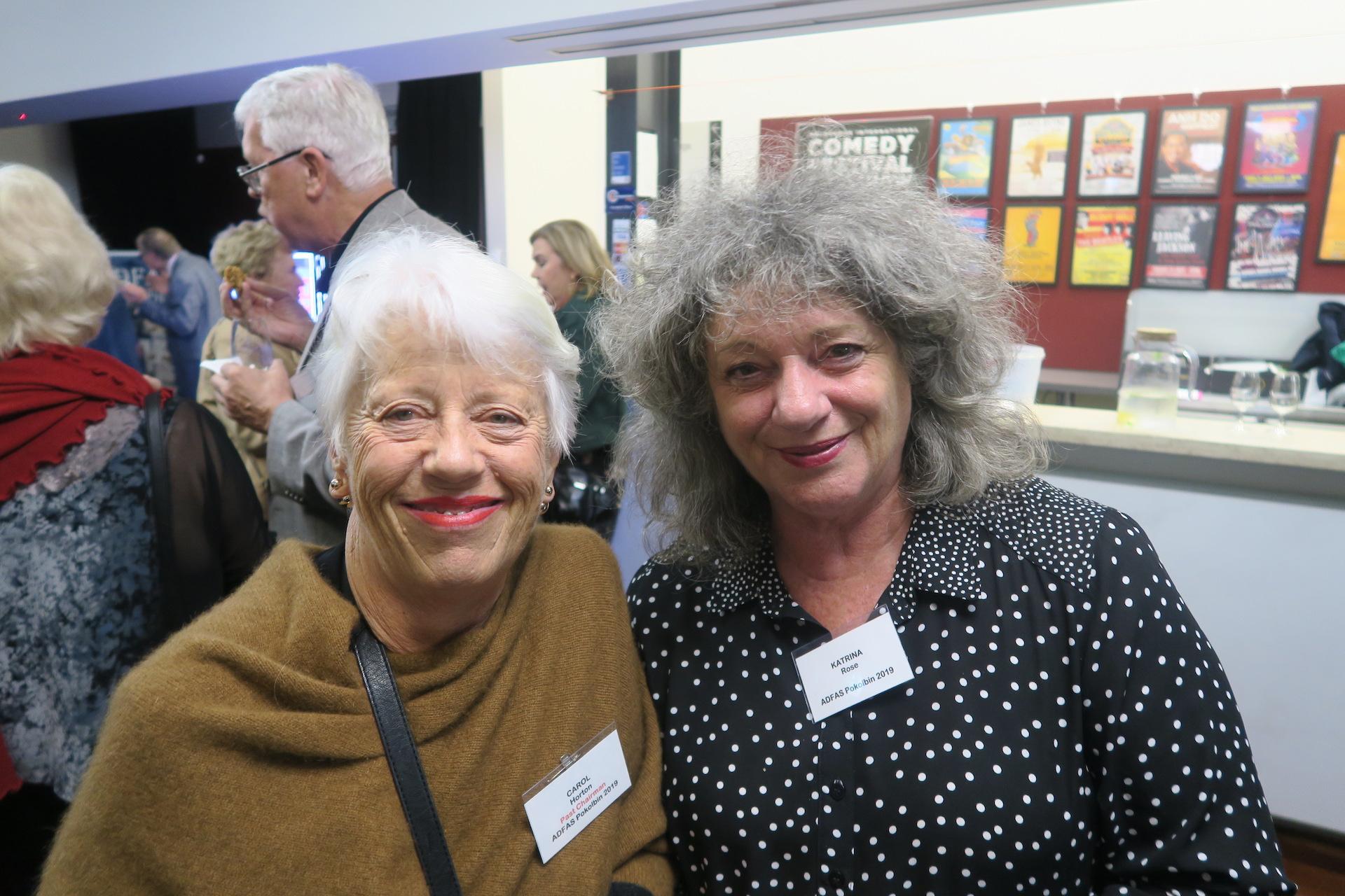 Carol Horton & Katrina Rose