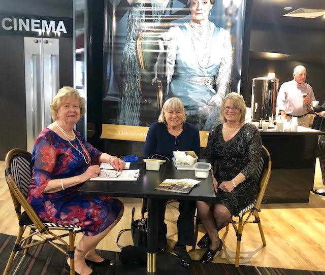 Judy Wearne, Liz Ewen, Catriona Custance