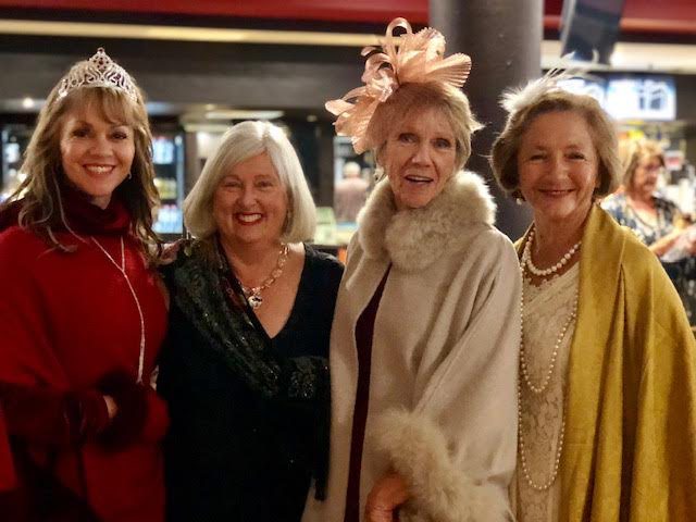 Mrs Neethling, Heather Wilson, Jackie Cl