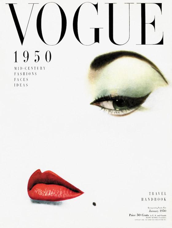 Vogue Cover 1950