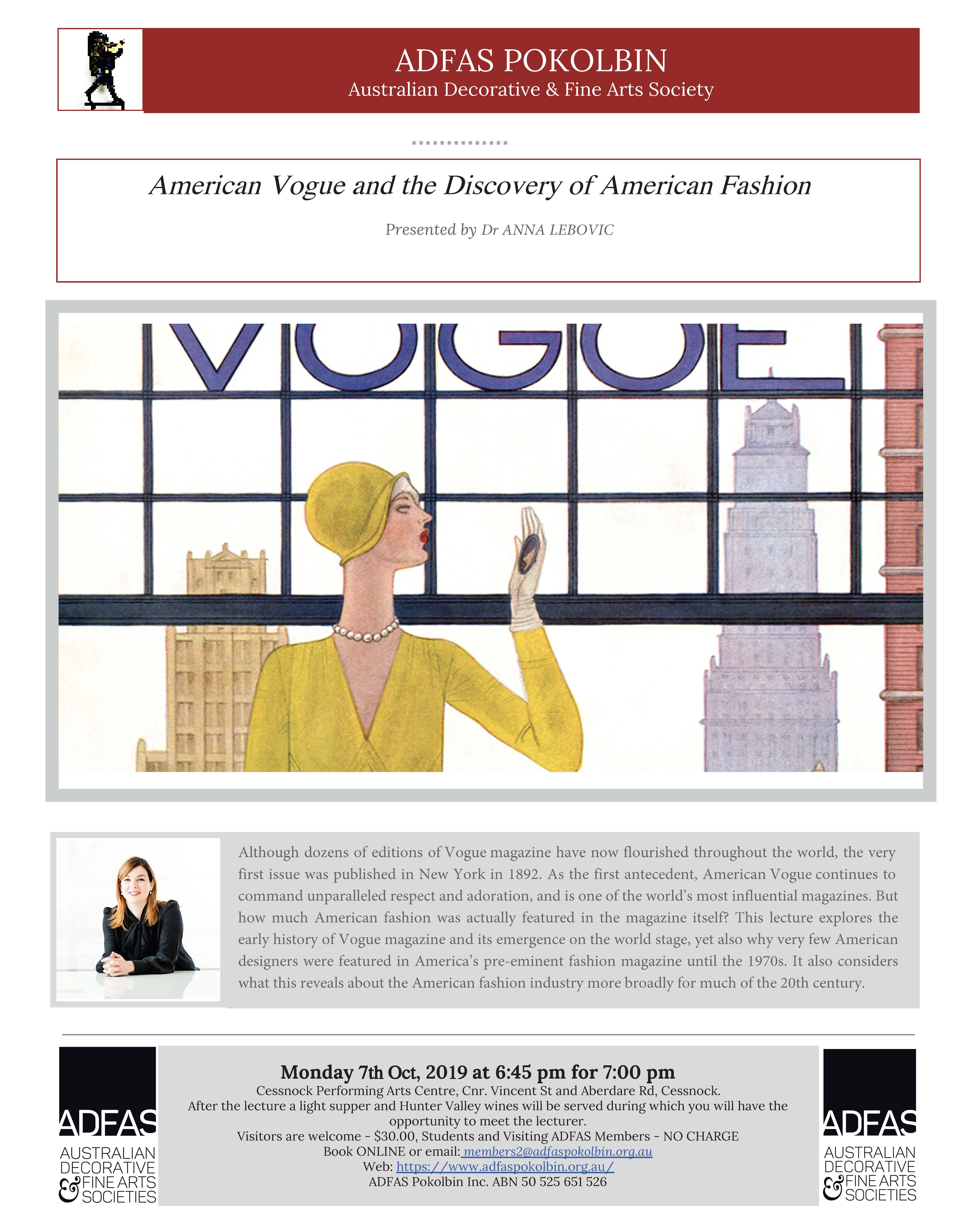 American Vogue