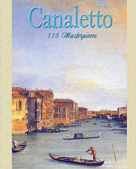 Canaletto 115 Masterpieces
