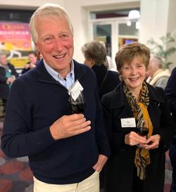 Andy McDougal & Sue Newton