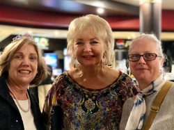 Debra McGuigan, Trish Wise, Sue Lock