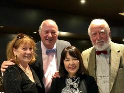 Jeni & Alain Le Prince, Haruko Asakura &