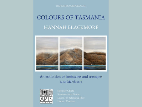 Colours of Tasmania