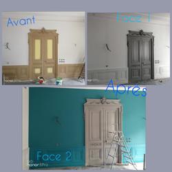 Peinture Murs et Portes