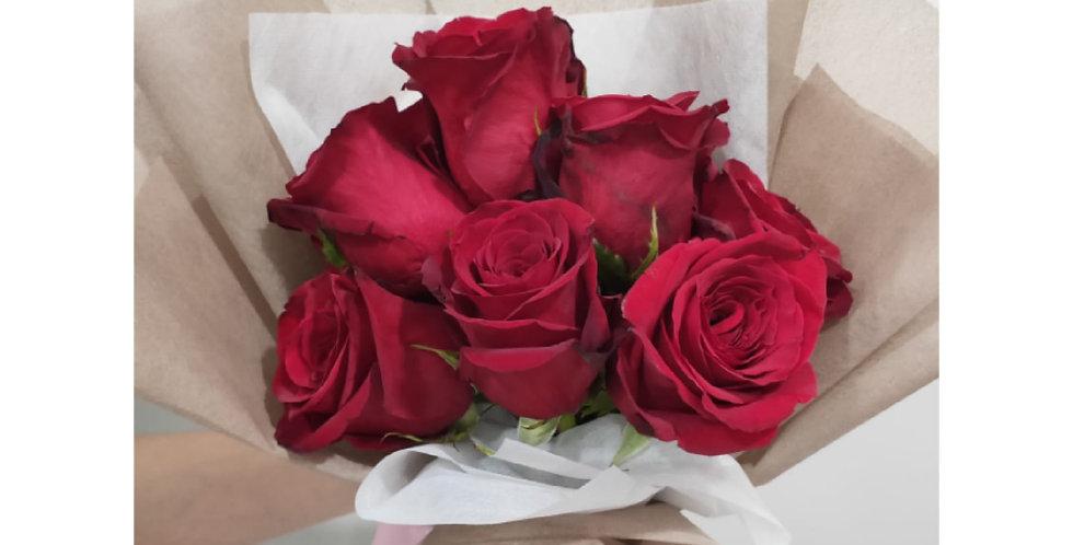 A dozen Rose