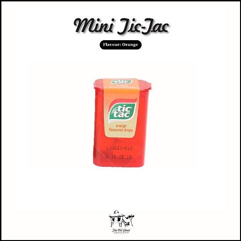 Mini Tic Tac | Candy | The Old Skool SG