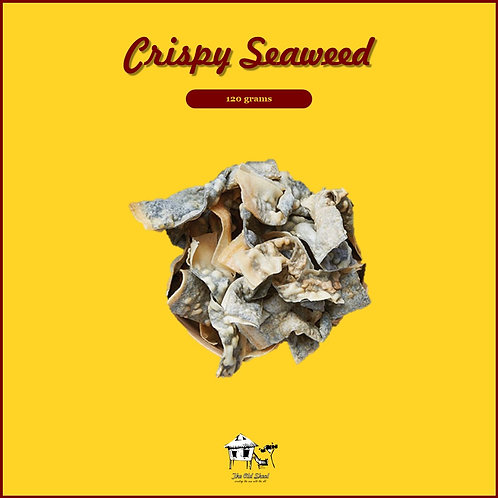 Crispy Seaweed | CNY Snacks | The Old Skool SG