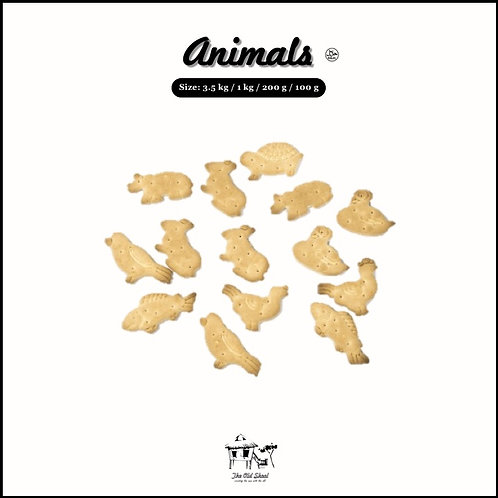 Animals | Biscuit | The Old Skool SG