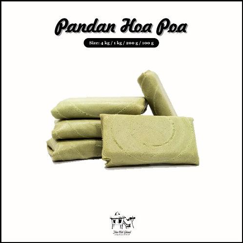Pandan Hoa Poa   Biscuit   The Old Skool SG