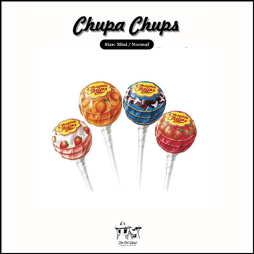 Mini Chupa Chups | Candy | The Old Skool SG