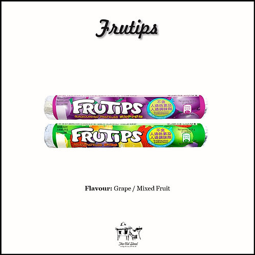 Frutips | Candy | The Old Skool SG