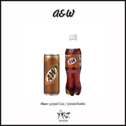 A&W | Chilled | The Old Skool SG
