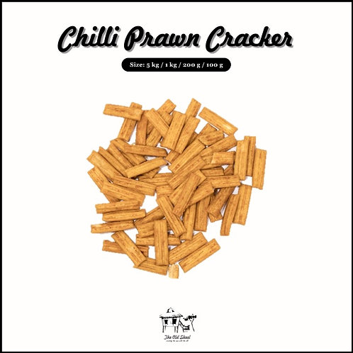 Chilli Prawn Cracker | Cracker | The Old Skool SG