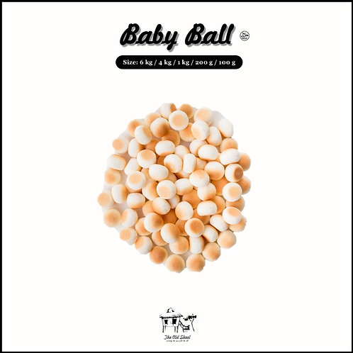 Baby Ball | Biscuit | The Old Skool SG