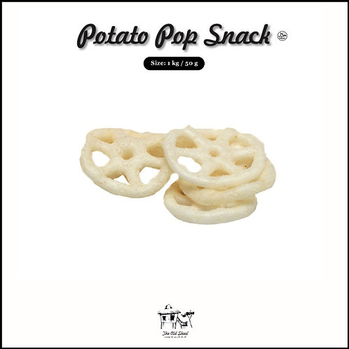 Potato Pop Snack | Cracker | The Old Skool SG