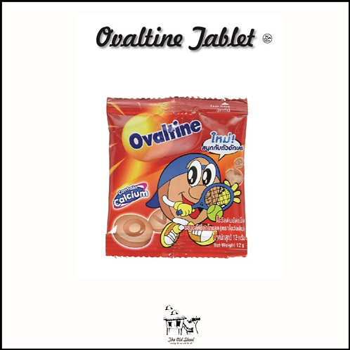 Ovaltine Tablet | Candy | The Old Skool SG