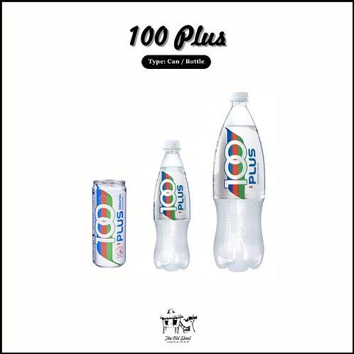 100 Plus | Beverage | The Old Skool SG