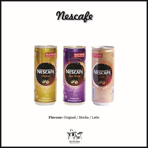 Nescafe | Chilled | The Old Skool SG