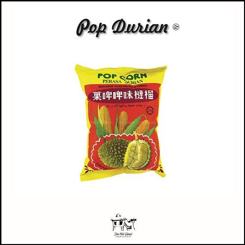 Pop Durian | Cracker | The Old Skool SG