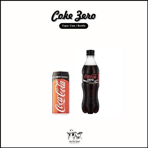 Coke Zero | Beverage | The Old Skool SG