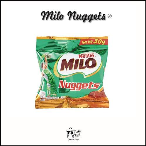 Milo Nuggets | Chocolate | The Old Skool SG