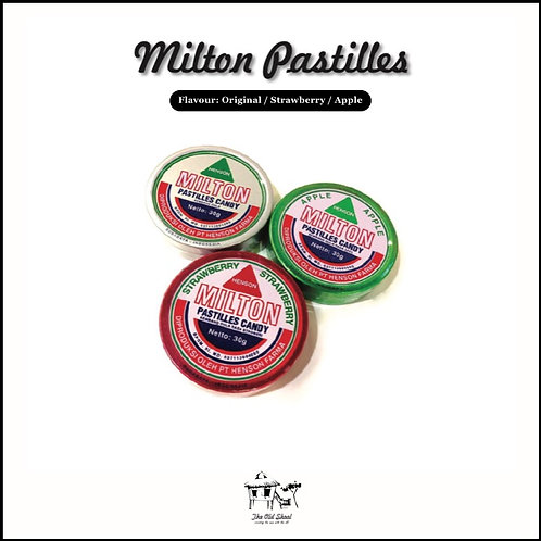 Milton Pastilles | Candy | The Old Skool SG