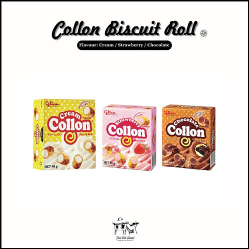 Collon Biscuit Roll | Biscuit | The Old Skool SG
