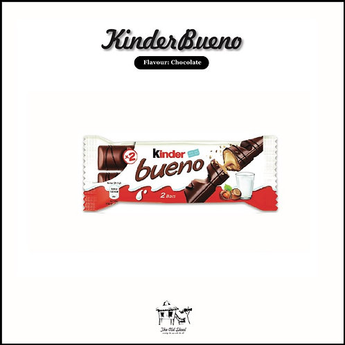 Kinder Bueno | Chocolate | The Old Skool SG
