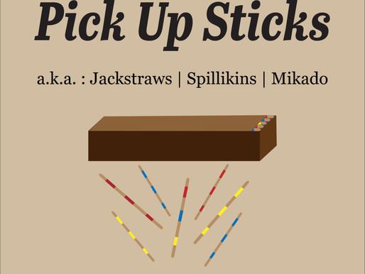 #TheOldSkoolGUIDE | What is 'Pick-up Sticks'?
