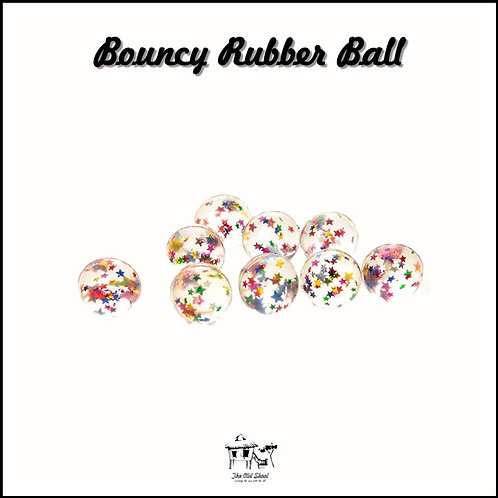 Bouncy Rubber Ball | Toys | The Old Skool SG