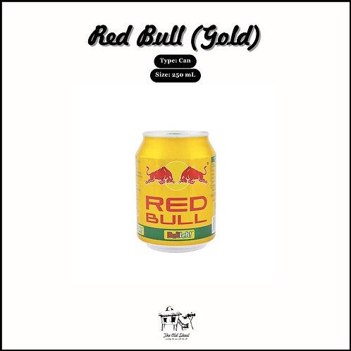 Red Bull (Gold) | Beverage | The Old Skool SG