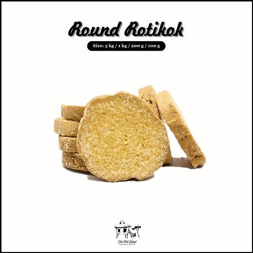 Round Rotikok | Biscuit | The Old Skool SG