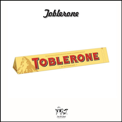 Toblerone | Chocolate | The Old Skool SG