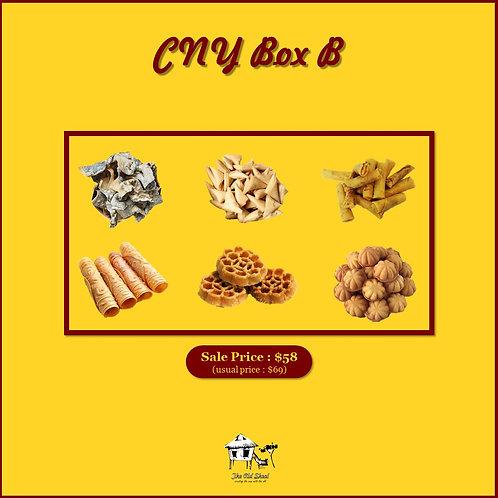 CNY Box B   CNY Snacks   The Old Skool SG
