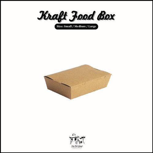 Kraft Food Box   Packaging   The Old Skool SG