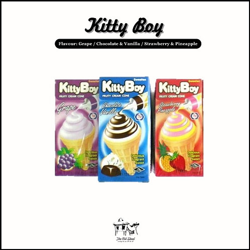 Kitty Boy | Biscuit | The Old Skool SG