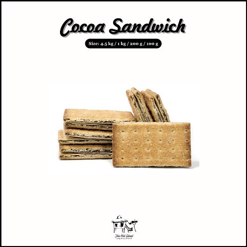 Cocoa Sandwich | Biscuit | The Old Skool SG