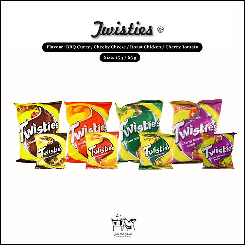 Twisties | Cracker | The Old Skool SG