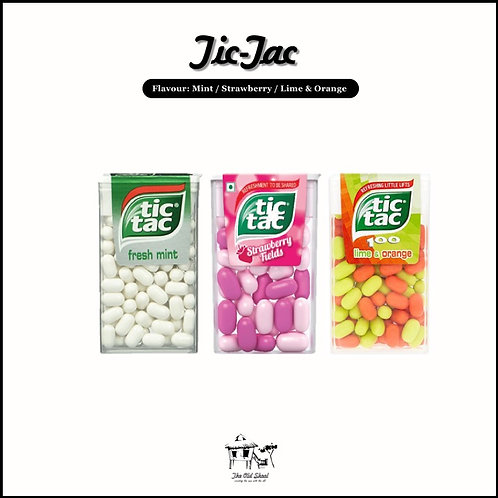 Tic Tac | Candy | The Old Skool SG