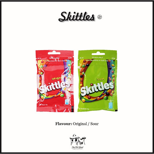 Skittles | Candy | The Old Skool SG