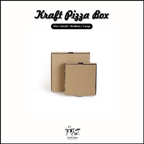 Kraft Pizza Box | Packaging | The Old Skool SG
