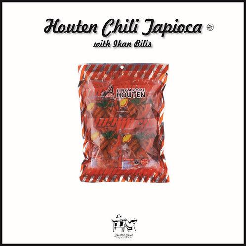 Houten Chilli Tapioca with Ikan Bilis | Cracker | The Old Skool SG