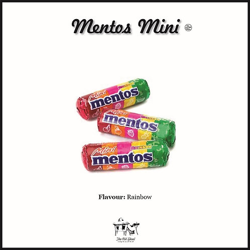 Mentos Mini | Candy | The Old Skool SG