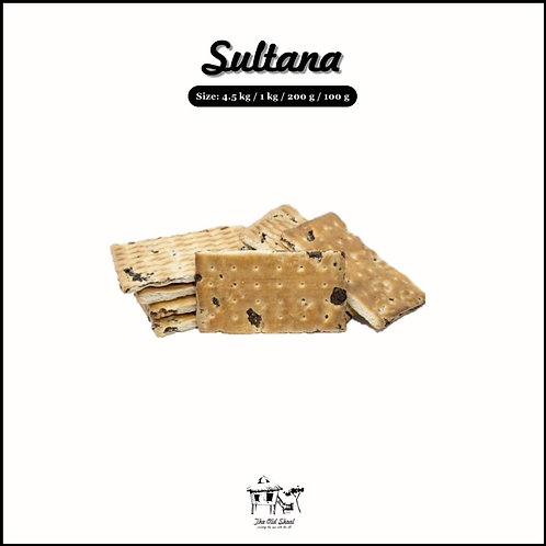 Sultana | Biscuit | The Old Skool SG