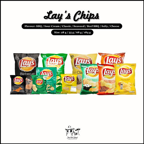 Lay's Chips | Cracker | The Old Skool SG