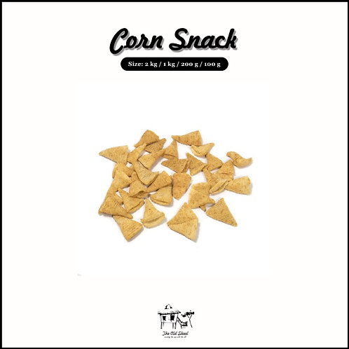 Corn Snack | Cracker | The Old Skool SG