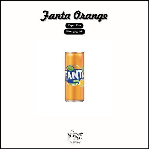 Fanta | Beverage | The Old Skool SG
